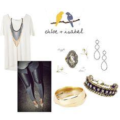 Chloe Isabel, Polyvore, Image, Style, Fashion, Moda, Fashion Styles, Fashion Illustrations, Stylus