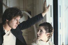Han + Leia | The Empire Strikes Back | Star Wars