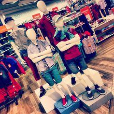 Boys styling #visualmerchandiser #training #debenhams #Padgram
