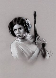Saga: Princess Leia by Jason Palmer