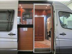RV.Net Open Roads Forum: Class B - Camping Van Conversions: screen door