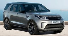 Land Rover Unveils All-New 2018 Discovery SUV [161 Photos] #Galleries #Land_Rover