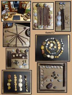 """Line Designs and Loose Parts from Rachel ("""",)                                                                                                                                                                                 More"""