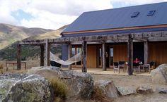 Salmond Architecture pergola, colour of roof