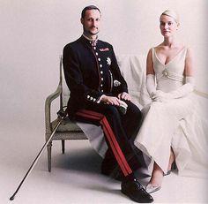 Crown Prince Haakon and Princess Mette-Marit in Vanity Fair, 2003