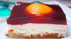 Kitchen Stories: Rusks, Vanilla Pudding & Jelly Dessert
