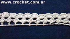 Tejido Crochet - YouTube