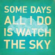 Watch The Sky- Something Corporate