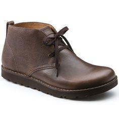 Birkenstock - Harris Dark Brown Leather - $199.00