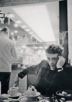 Dennis Stock, 1955  James Dean