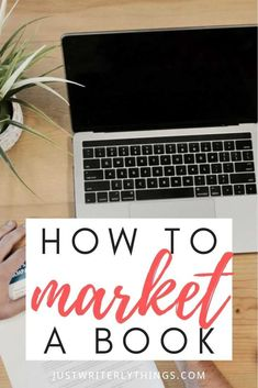 Understanding the fundamental of book marketing is never easy, but this simple guide will help you market a book for success. Marketing Budget, Marketing Plan, Online Marketing, Promotion Marketing, Marketing Strategies, Writing Advice, Writing A Book, Writing Skills, Writing Ideas