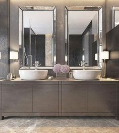 Looking for the perfect bathroom mirror? From vintage designs to multi-functional mirrors we've picked a selection of the best bathroom mirrors ideas