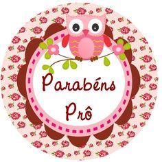 Linda ideia de lembrancinha para o Dia dos Professores com moldes para imprimir Teachers' Day, Decoupage, Decorative Plates, Clip Art, Tags, Floral, Party, Blog, Slime