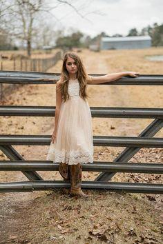 Junior Bridesmaid dress,junior bridesmaids,flower girl dress,ivory flower girl dress,girls dress,country flower girl,ivory lace dress