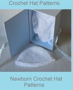 crochet hat patterns newborns
