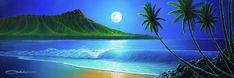 Hawaiian Art, Hawaiian Islands, Beautiful Scenery, Pure Products, Mountains, History, Travel, Life, Hawaian Islands