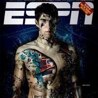 Galeria de portadas de revistas con diseños creativos