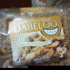 Photo: #keripik usus #gaul mantap #dabeloo yang super selalu di cari keripik usus yang di goreng dengan... http://tmblr.co/ZTB-8n1Pz_lmP