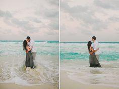 Paige Jones' Blog » Atlanta wedding photographer Paige Jones // Cancun Wedding #elopement #beachwedding #destinationwedding Mexico Wedding