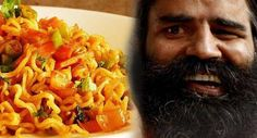 Now, Baba Ramdev's Patanjali noodles to replace 2-minute Maggi in India!