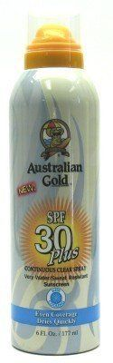 Australian Gold Continuous 6 oz. Spray SPF #30 (3-Pack) with Free Nail File by Australian Gold. $42.89