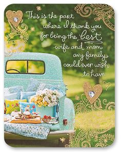 Think I will buy this neat Taylor Swift design mother's day card and give it to myself.. lol. (love the blue glitter pickup:)