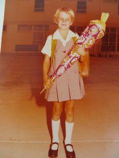 Beate von Dewitz, 1979. Image : Beate von Dewitz