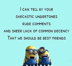 Funny Minions Friendship Quotes (12) - funny minion memes, Funny Minion Quote, f... - Funny Minion Meme, funny minion memes, funny minion quotes, Funny Quote, Quotes - Minion-Quotes.com