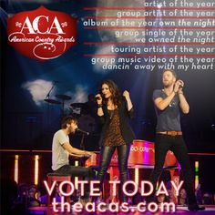 Lady A will be performing at the American Country Awards on Dec. 10th! Click this pin for all the details!