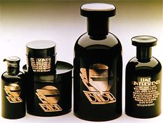 Items from the Biba men's health and cosmetics range
