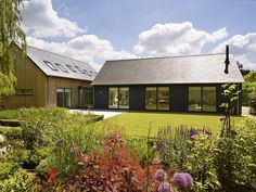 Kitchen Architecture - Home - Timber clad new development