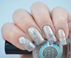 Finger Lickin' Lacquer-You've Got Mail #naillacquer #nailpolish #indienailpolish #indiepolishlove #indiepolish #indielacquer #nailgasm #ignails #cutenails #buyindie #nailswag #naillove #prettynails #nailblogger #nailblog #beautyblog #nailporn #polishedlifting #polishloversofreddit #longnails #naturalnails #ploruntriedchallenge #FingerLickinLacquer #ILovethe90s