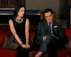 chuck and blair | Foto 'Gossip Girl 3x14 Blair Waldorf Chuck Bass Promo 10' @ ScreenWEEK