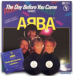 "The picture below shows a 12"" single of Abba's ""The Day Before You Came"" from my collection... #Abba #Agnetha #Frida #Vinyl http://abbafansblog.blogspot.co.uk/2015/12/collection-day-before-you-came-12-inch.html"