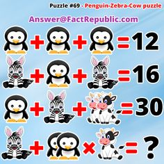 Puzzle – Fruit Puzzle Answer Answer is 8 Mangoes + 4 apples + 5 oranges + 6 tomatoes (Yes totmato is technically a fruit). Puzzle – Brain Test Puzzle Answer Answer is 12 / 2 + = 12 / 2 x 6 = 6 x 6 = [. Mind Games Puzzles, Number Puzzle Games, Logic Puzzles, Riddles With Answers, Jokes And Riddles, Best Riddle, Brain Teaser Puzzles, Hidden Figures, Challenges