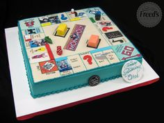 Birthday Cakes Las Vegas   Freed's Bakery  