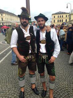 Bavarian bromance