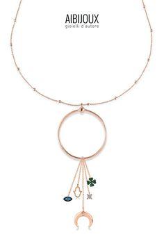 Kurshuni | Collana lunga 70 cm - FW2019-20 Pendant Necklace, Jewelry, Jewlery, Bijoux, Jewerly, Jewelery, Drop Necklace, Jewels, Accessories