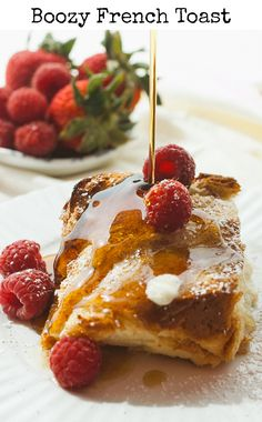 Boozy French Toat - 31 Life-Changing Ways To Eat French Toast