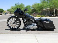 Harley-Davidson bagger