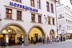 HofBaruhaus, Munich Germany. Home of Oktoberfest