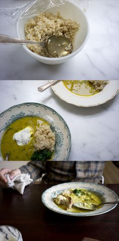 One of my all-time favorite soup recipes because it's full of flavor, health and tastes luxurious.