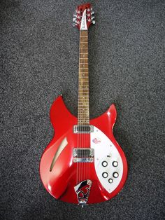 Welcome To The New Home For The Rickenbacker Shop Guitar Tattoo, Guitar Art, Music Guitar, Cool Guitar, Gretsch, Rickenbacker Guitar, 12 String Guitar, Guitar Strings, Gibson Les Paul