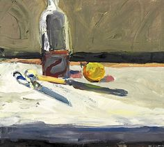 RICHARD DIEBENKORN (1922-1993)  Still Life