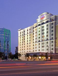 SpringHill Suites Atlanta Hotel in Buckhead GA is the perfect spot for a little work and a little play!