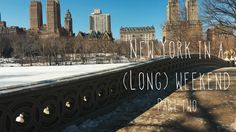 New York City in a (Long) Weekend: Part Two #travel #nyc