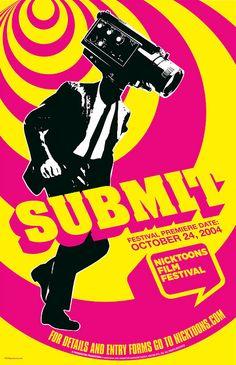 Nicktoons Film Festival poster