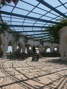 Kalithea Wedding Places, Wedding Locations, Mykonos, Santorini, Rhodes Island Greece, Pebble Mosaic, River Rocks, Places Of Interest, Greece Travel