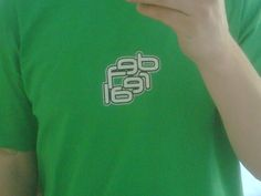 Def Real is the old rapcrew of some old friends. I designed the logo and shirt. Way back in the previous century ;)
