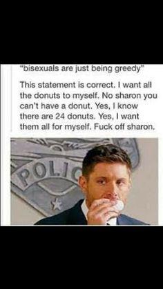 Sabrina closet bisexual very